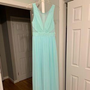 Lulus formal floor length dress